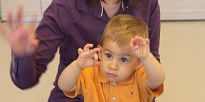 babakezek babajelbeszéd fotó